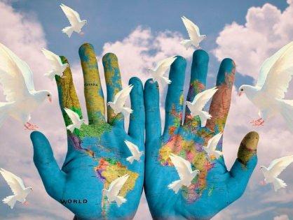¡Celebra con nosotros el Día de la Paz!