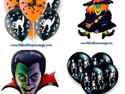 ¿Has pensado cómo vas a decorar tu noche de Halloween?