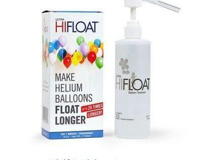 Líquido HiFloat alarga la vida de tus Globos